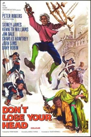Carry on Pimpernel