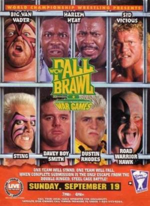 WCW Fall Brawl 1993