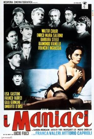 The Maniacs (1964)