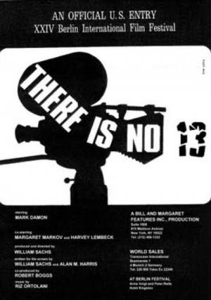 There Is No 13 (1974)
