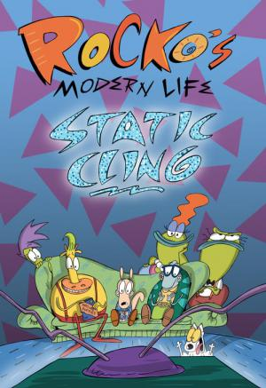 Rocko's Modern Life: Static Cling (2019)