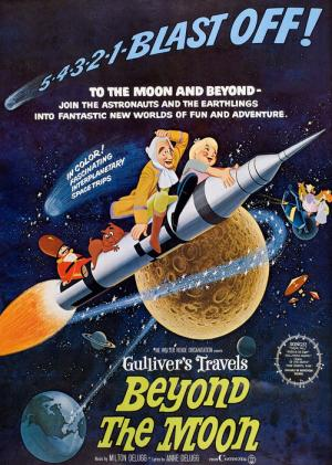 Gulliver's Travels Beyond the Moon