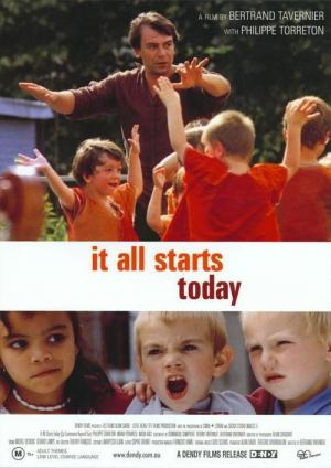 It All Starts Today (1999)