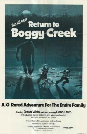Return to Boggy Creek (1977)