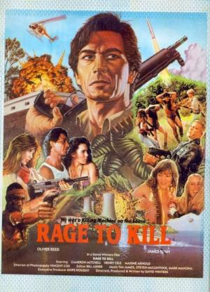 Rage to Kill (1988)