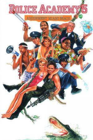 Police Academy 5: Assignment: Miami Beach (1988)