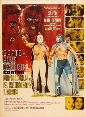 Best Movies Like Santo and Blue Demon vs  Dracula and the Wolf Man