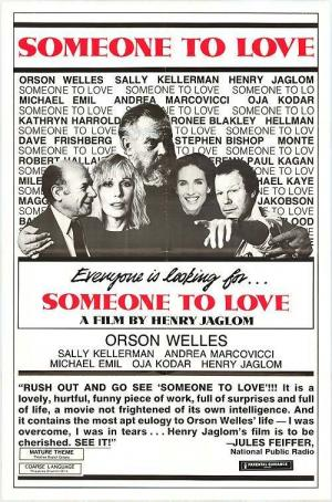 Someone to Love (1987)