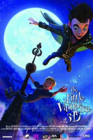 The Little Vampire 3D (2017)