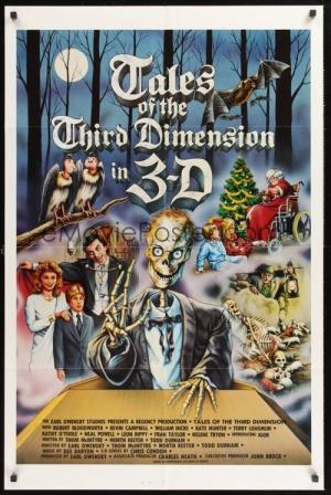 Tales of the Third Dimension
