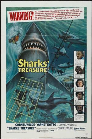 Sharks' Treasure (1975)