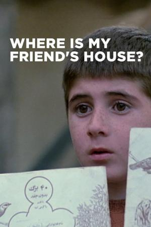 Where is the Friend's Home? (1987)