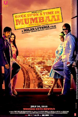 Once Upon a Time in Mumbai (2010)