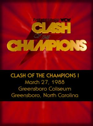 WCW Clash of the Champions I