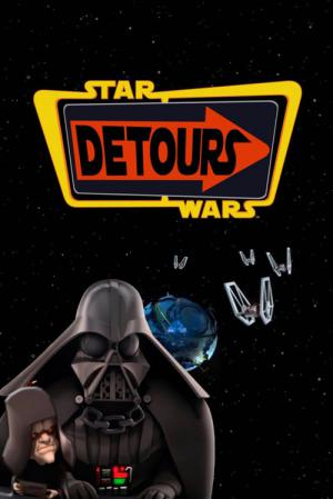 Star Wars: Detours (2019)