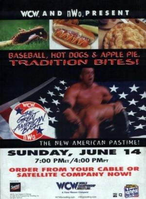 WCW The Great American Bash 1998