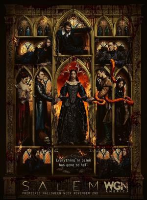Best Movies and TV shows Like Salem | BestSimilar