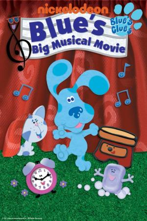 Blue's Big Musical Movie (2000)