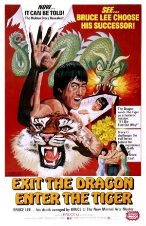 Exit the Dragon, Enter the Tiger (1976)