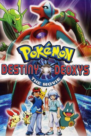 Pokemon the Movie: Destiny Deoxys