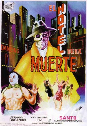 Santo in the Hotel of Death (1963)