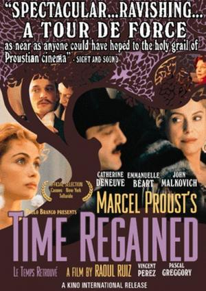 Marcel Proust's Time Regained