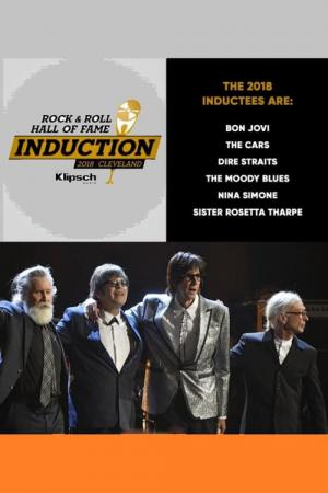 2018 Rock and Roll Hall of Fame Induction Ceremony (2018)