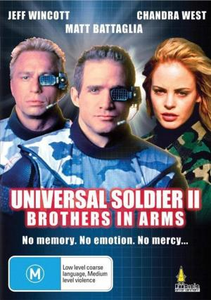 Universal Soldier II: Brothers in Arms