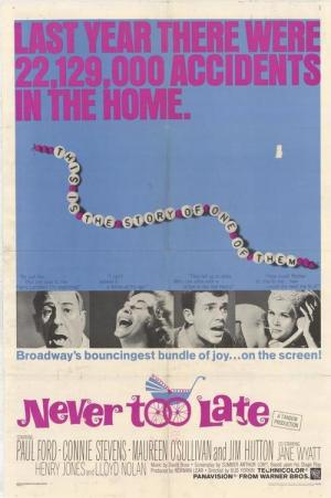 Never Too Late (1965)