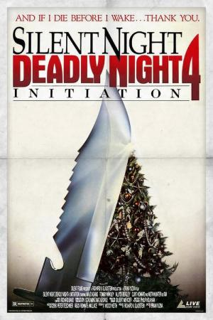 Initiation: Silent Night, Deadly Night 4