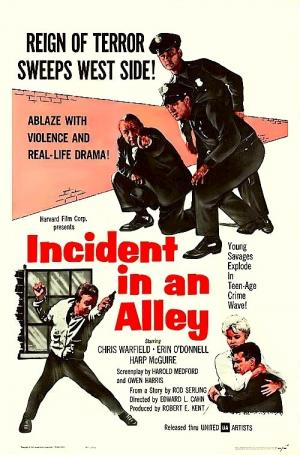 Incident in an Alley (1962)