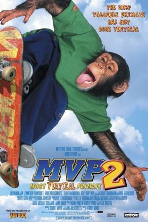 MVP: Most Vertical Primate