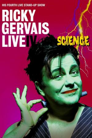 Ricky Gervais Live 4: Science (2010)
