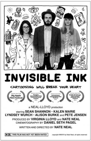 Invisible Ink (2015)
