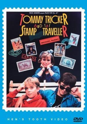 Tommy Tricker and the Stamp Traveller