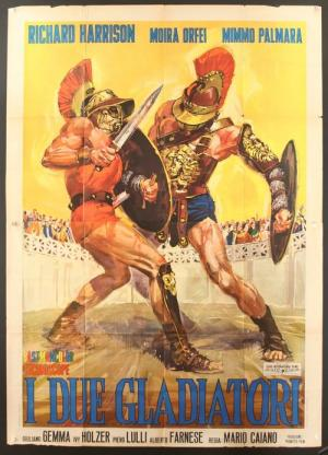 The Two Gladiators (1964)