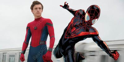 peter parker character movies