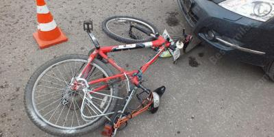 bicycle accident movies