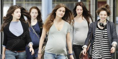 pregnant girl movies