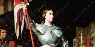 joan of arc movies