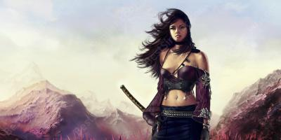 female warrior movies
