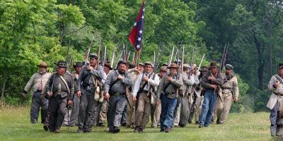 confederate army movies