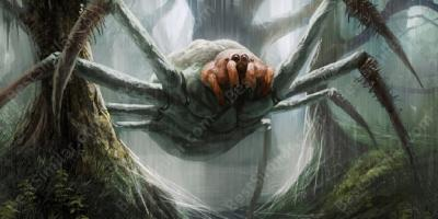 giant spider movies