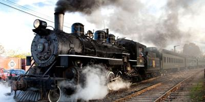 steam train movies