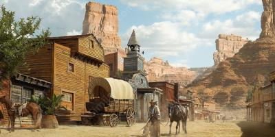 old west movies