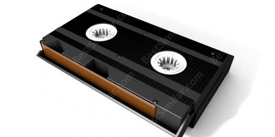 video cassette movies