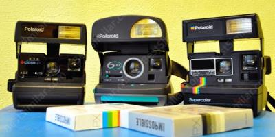 polaroid movies