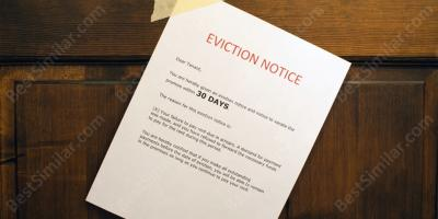 eviction notice movies