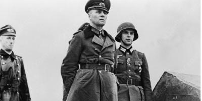 nazi officer movies