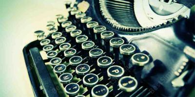 typewriter movies